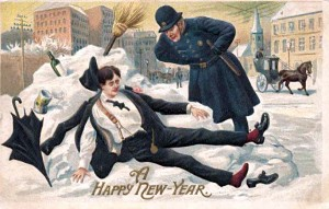 A Happy New Year 1912