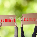 Summer camp - photo libre de droits - site fotolia.com