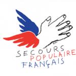 Secours populaire français - Visuel