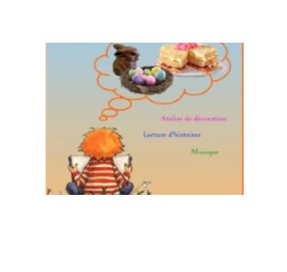 Pour les élèves du Petit Collège : Goûter de printemps à la Petite Bibliothèque Allemande : lundi 24 avril 2017 à 16h15 (Petit Collège)