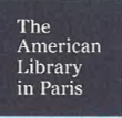 Visuel - The American Library