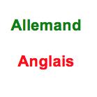 Visuel Allemand - Anglais