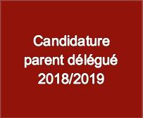 Candidature parent delegue - 2018 - 2019 Visuel- V1 25 05 2018