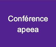 Conférence apeea - Visuel pour Flash apeea oct. 2018 - V4 12 10 2018