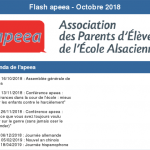 Flash apeea - Octobre 2018 - Visuel pour apeea.net - V1 - 15 10 2018