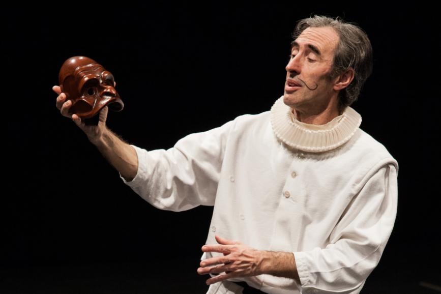 "Masterclass ""Commedia dell'Arte"" avec Enrico Bonavera : lundi 28/01/2019, 19h-21h, au TPL"