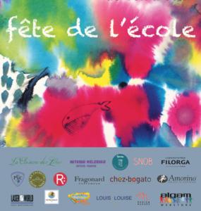 Fete de l ecole 2019 - Affiche en carre - v2 pour apeea net