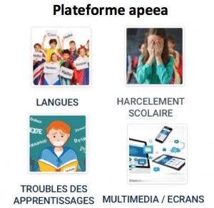 Plateforme apeea d'échange d'informations : déjà 150 parents actifs
