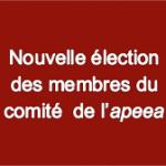 Election membres comité de l'apeea -Visuel - V2 du 28 09 2020