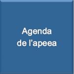 Visuel Agenda de l'apeea - V1 du 12 03 2021