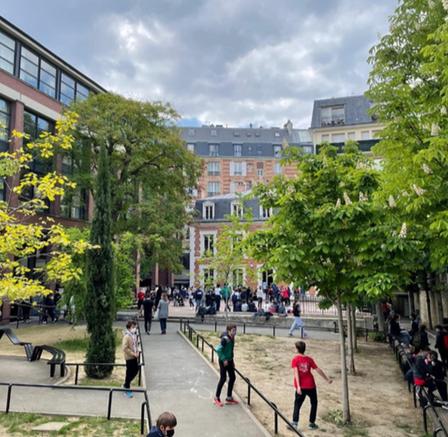 Mécénat : Projets de solidarité et d'ouverture sociale de l'École alsacienne : deux nouveaux projets